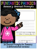FUNtastic January Journal Prompts