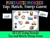 FUNtastic Phonics Tap, Match, Bump Game