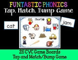 FUNtastic Phonics Tap, Match, Bump Game
