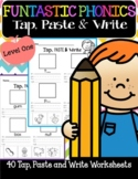 FUNtastic Tap, Paste and Write Level One