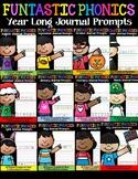 FUNtastic Yearlong Journal Prompts Growing Bundle!