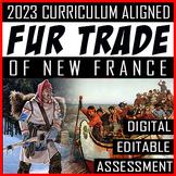 Fur Trade BUNDLE / European Age of Exploration / EDITABLE
