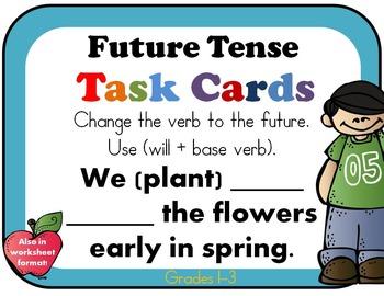 Future Tense Verb