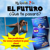FUTURE TENSE:  Awesome Future PowerPoint in Spanish!  Edit