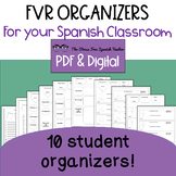 FVR Book Organization & Review, for Spanish Class Libraries