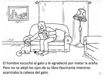 FVR La arana contra el gato Preterite vs Imperfect Reading