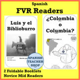 FVR Spanish Colombia Readers