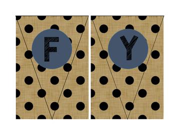 FYI Banner