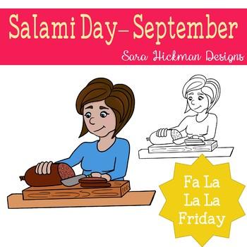 Fa La La Fridays Salami Day