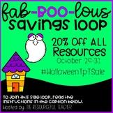 Fab-Boo-Lous Savings Loop Image for Instagram