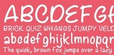 Fab Teacher Fonts: Finger Paint (Commercial License Included)