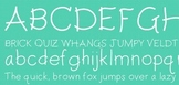 Fab Teacher Fonts: Just Chillin' (Commercial License Included)