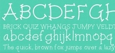 Fab Teacher Fonts: Just Chillin' by the Pool (Commercial L