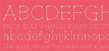 Fab Teacher Fonts: Slapstick (Commercial License Included)