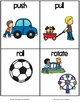 Fab Vocab {Balance and Motion} A Science Vocabulary Unit