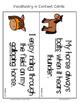 Fab Vocab {Week 12} A Weekly Vocabulary Unit