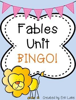Fable Bingo!