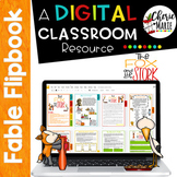 Fable Digital Classroom: The Fox and the Stork RL3.2 RL3.3