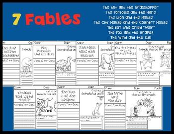 Fable Elements