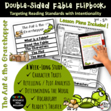 Fables Central Message Digital & Print 3rd 4th Ant & Grasshopper 3.2 3.3 3.4