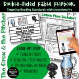 Fables 3rd Grade 4th Grade The Crow & the Pitcher RL3.2 RL3.3 RL4.2 RL4.3