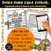 Fables 3rd Grade 4th Grade The Tortoise & the Hare RL3.2 R