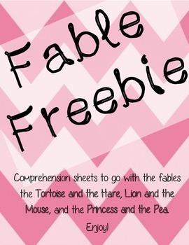 Fable Freebie