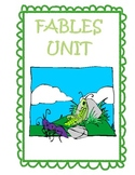 Fable Literature Unit