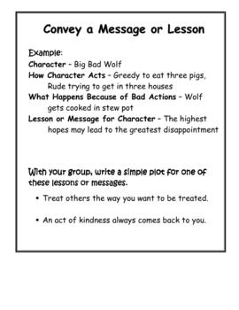 Fable Mini-lesson Unit