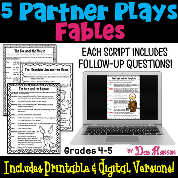 Fable Partner Plays