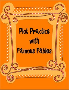 Fable Plot Review Activity