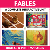 Aesop's Fable Unit (Reading & Writing Fables for Meaning, Moral and Message.)