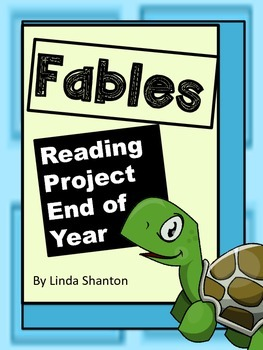 Fables - Reading Project and Presentation