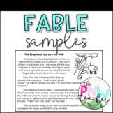 Fable Samples