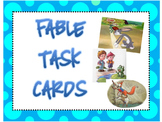 Fable Task Cards with QR Codes!