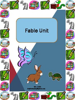 Unit: Fables and Project