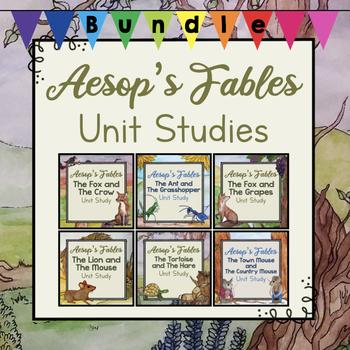 Fable Unit Study Bundle- Growing Bundle