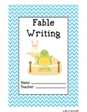 Fable Writing Booklet