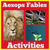 Aesops Fables with Comprehension Questions | Aesop's Fables Activities