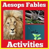 Aesops Fables Activities Worksheets