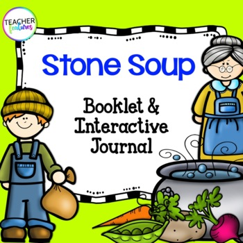 Stone Soup Reading Comprehension Worksheets Teaching