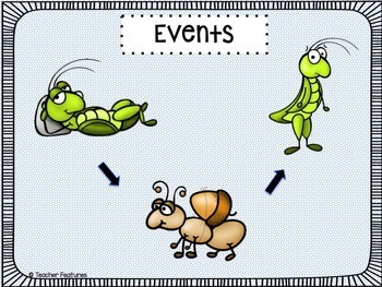 FABLES AND FOLKTALES The Ant and the Grasshopper