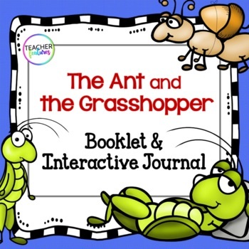 FABLES AND FOLKTALES | The Ant and the Grasshopper