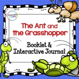 FABLES AND FOLKTALES ACTIVITIES for COMMON CORE The Ant and the Grasshopper