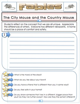Fables- 45 Pages PDF File