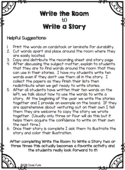 Fables Activities Town Mouse and Country Mouse Emergent Reader and Writing
