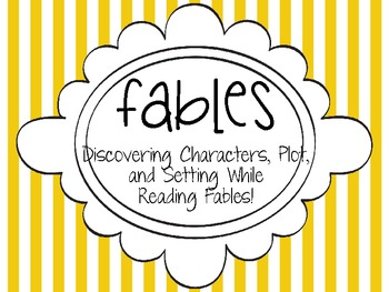 Fables: Character, Plot, and Setting