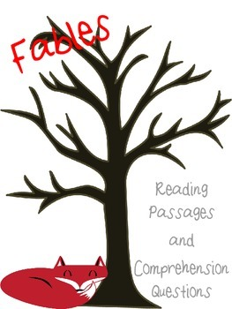 Fables-Comprehension Check