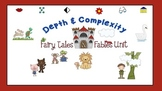 Fables & Fairy Tales Bundle With Depth & Complexity