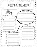 Fables, Folk Tales, Fairy Tales, or Myths Graphic Organizer